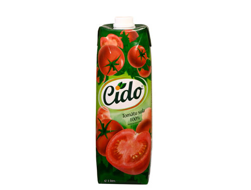 CIDO tomātu sula 1L
