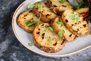 Griletas kartupelu ripas